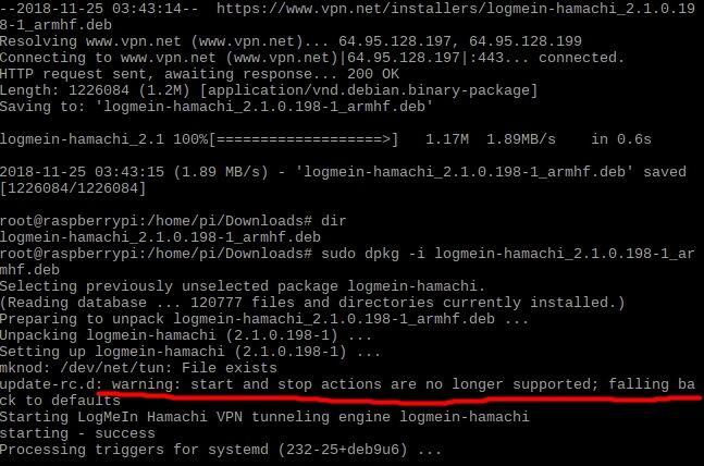 install result.jpg