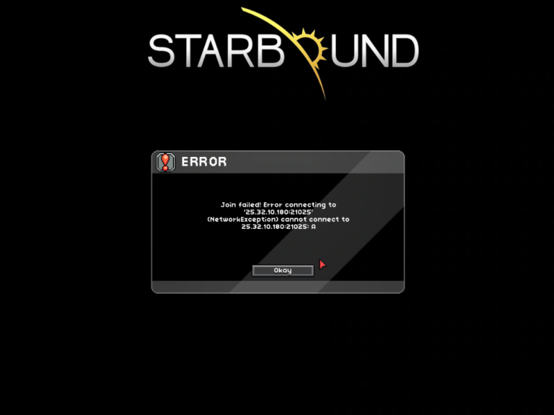 My friend can't join my Starbound server? - LogMeIn Community