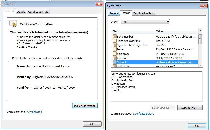 Logmein Ssl Error Sslv3 Read Server Hello A