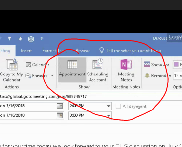 Solved: GoToMeeting Outlook Plugin Disappearing - LogMeIn
